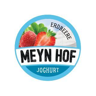 Joghurt Erdbeere