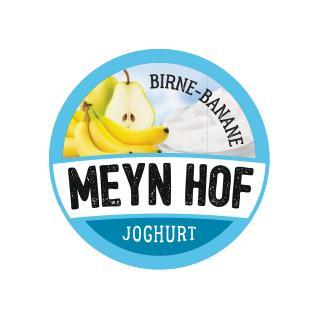 Joghurt Birne-Banane