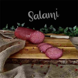 Salami - 100% Rind -Solange Vorrat reicht-